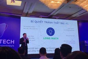 Tìm 'long mạch' cho các startup công nghệ Việt
