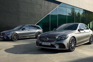 Triệu hồi hơn 26.000 xe Mercedes-Benz C-Class tại Mỹ