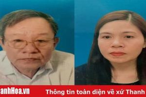 Khởi tố bị can đối với Phó chủ tịch UBND phường Đông Hải; bắt tạm giam Trưởng phố Lễ Môn (TP Thanh Hóa)