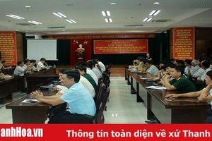 Bồi dưỡng nghiệp vụ cho các thành viên Ban chỉ đạo 94