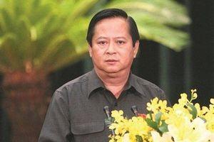 Ông Nguyễn Hữu Tín, nguyên Phó chủ tịch TP HCM bị đề nghị truy tố là ai?