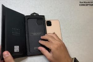 Lộ giá bán và hình ảnh thực tế của iPhone 11