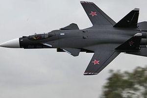 Siêu chiến đấu cơ Su-47 'chết yểu' của Nga bất ngờ lộ diện, dấy lên nhiều đồn đoán