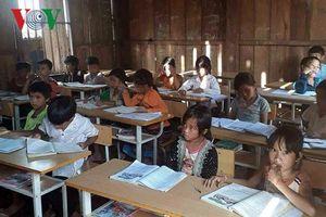 Năm học mới vẫn lo thiếu cơ sở vật chất nâng cao chất lượng dạy học