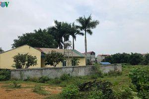 Hai khu đất bị thu hồi sổ đỏ của người nhà Giám đốc Sở KH-ĐT Hà Nội