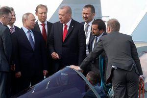Bị Mỹ loại khỏi chương trình F-35, ông Erdogan 'nói đùa' sẽ mua Su-57