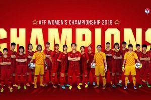 Thủ tướng chúc mừng đội tuyển nữ Việt Nam vô địch AFF Cup 2019