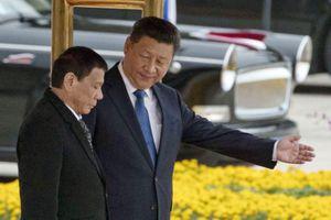 'Không nên kỳ vọng nhiều vào chuyến thăm Trung Quốc của Tổng thống Duterte'