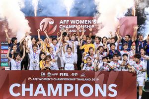 Vô địch Đông Nam Á, tuyển nữ Việt Nam nhận thêm nửa tỷ đồng tiền thưởng