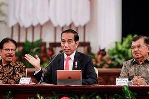 Indonesia chính thức tuyên bố dời đô