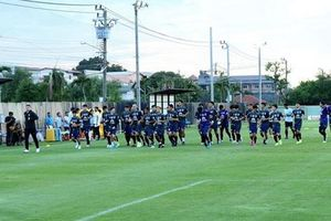 HLV Akira Nishino yêu cầu 'che kín' sân tập, giữ bí mật tập luyện cho ĐT Thái Lan