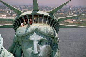 Lịch sử đầy thăng trầm của Tượng Nữ thần Tự do (Mỹ)