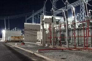 Đóng điện đường dây 500 kV Sông Mây - Tân Uyên
