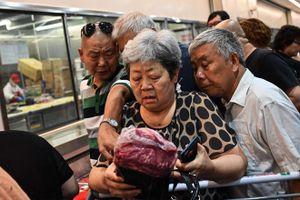 Siêu thị Mỹ 'thất thủ' cho thấy sức mạnh của thị trường Trung Quốc