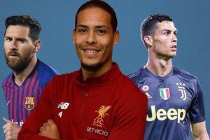 'Ronaldo xuất sắc, nhưng Van Dijk mới là người chiến thắng'
