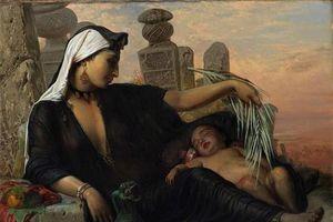 Người cổ đại thử thai bằng cách nào?