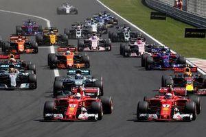F1 công bố lịch dự kiến chặng đua tại Việt Nam vào năm 2020