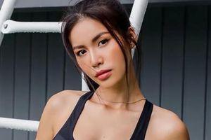 Minh Tú: 'Tôi và Lan Khuê đều top 10, mong Hoàng Thùy phá lời nguyền'