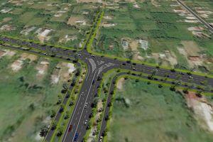 Hoãn khởi công dự án thuộc cao tốc Bắc - Nam do bão số 4
