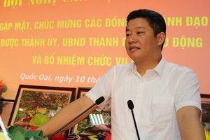 Có kết luận vụ mẹ và chị gái Giám đốc Sở KH-ĐT Hà Nội được giao hàng chục ha đất trái luật