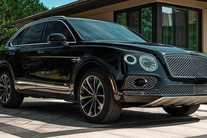 SUV hạng sang Bentley Bentayga chống đạn chỉ 11,5 tỷ đồng