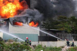 Trước Rạng Đông, công ty nào từng thiệt hại nặng nề do hỏa hoạn?