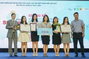 Quán quân cuộc thi ý tưởng khởi nghiệp sáng tạo Startup Hunt giành giải thưởng lớn