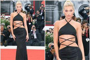 Dàn chân dài Victoria's Secret 'đốt nóng' thảm đỏ Liên hoan phim Venice