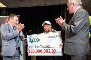 Người gốc Việt trúng số 45 triệu USD
