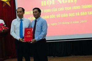 Phó Hiệu trưởng trường ĐH Hàng hải được bổ nhiệm làm Giám đốc Sở GD & ĐT Hải Phòng
