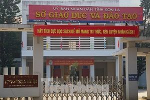 Giám đốc Sở giáo dục Sơn La làm nhân chứng vụ gian lận điểm thi
