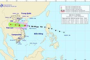 Lên kế hoạch sơ tán trên 62.600 dân, nhiều tàu cá bị nạn do bão số 4