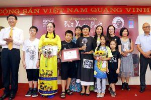 PV GAS đồng hành cùng Giải thưởng Bùi Xuân Phái – Vì tình yêu Hà Nội lần thứ 12