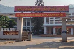 Chuẩn bị xét xử vụ gian lận điểm thi THPT Quốc gia năm 2018 tại tỉnh Sơn La