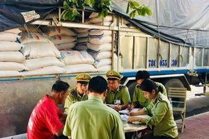 Bình Đình: Thu giữ 30 tấn đường Thái Lan không hóa đơn, chứng từ