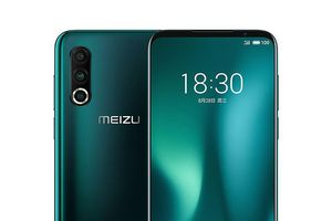 Meizu 16s Pro ra mắt: Snapdragon 855+, 3 camera chính, giá từ 376 USD