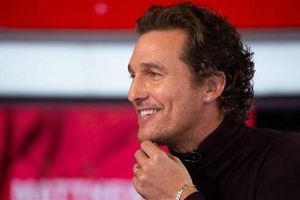 Matthew McConaughey được bổ nhiệm làm giáo sư toàn thời gian tại ĐH Texas