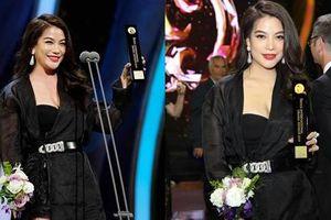 Trương Ngọc Ánh được vinh danh là 'Ngôi Sao Châu Á' tại Seoul International Drama Awards 2019