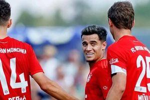 Video 'bom tấn' Coutinho ghi bàn đầu tiên cho Bayern Munich