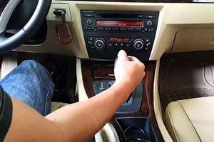 Những điều cần lưu ý khi lái ôtô số tự động