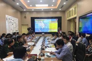 Sáng đến trưa 30-8, bão số 4 giật cấp 11 đi vào đất liền các tỉnh từ Nghệ An đến Quảng Bình
