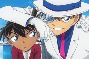 'Thám tử lừng danh Conan: Cú đấm Sapphire xanh': Có một thứ gọi là frenemy mang tên Conan - Kaito Kid