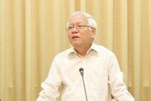 Cơ quan điều tra kiến nghị xử lý cựu Chủ tịch TP HCM Lê Hoàng Quân