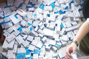 Đột kích căn nhà chứa lô tân dược nhập lậu hàng tỷ đồng ở Sài Gòn