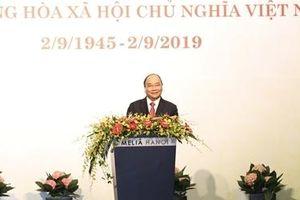 'Việt Nam luôn cháy bỏng khát vọng về hòa bình và thịnh vượng'