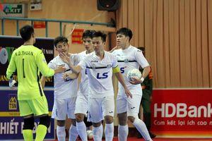Giải Futsal HDBank VĐQG 2019: Thái Sơn Nam quyết chiếm ngôi đầu