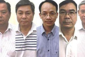 Cựu Phó chủ tịch UBND TP.HCM Nguyễn Hữu Tín khai gì về vụ giao đất công cho Vũ 'nhôm'?