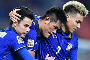 Thái Lan bất ngờ bị Brazil hủy trận giao hữu quốc tế