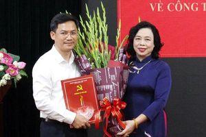 Hà Nội: Giám đốc Sở Tài chính Hà Minh Hải làm Bí thư Quận ủy Đống Đa