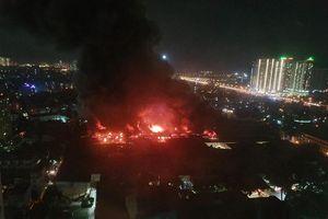 Kết quả kiểm tra nhanh môi trường sau vụ cháy Công ty Rạng Đông ở mức bình thường